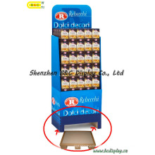 Pallet Paper Display, Pallet at The Base, Pop Display Stand, POS Stand Display (B&C-A058)