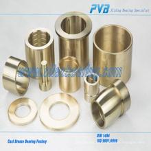 CuSn10Pb10 Blei Zinn Bronze Buchse, Johnson Metall Standard ölfreie Buchse, C93700 Bronze Kupferlegierung Kupferplatte