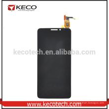 Para Alcatel One Touch Idol X OT6040 Teléfono Pantalla LCD Interior con Digitizador de Toque Exterior