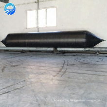 Durable marine inflatable airbag for heavy boat moving