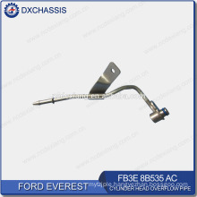 Genuine Everest Cylinder Head Overflow Pipe FB3E 8B535 AC