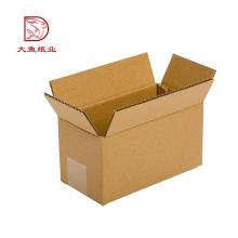 Top-Qualität beliebte benutzerdefinierte Wellpappe Box Verpackung