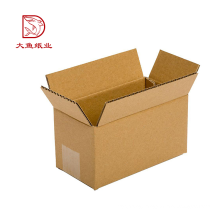 Top quality popular custom corrugated paper box packaging