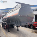 3Axle Fuel Tank Semi Trailer