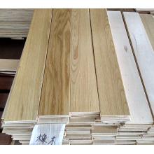 3 camadas de pisos de madeira de cor natural carvalho francês projetado