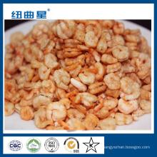 crevettes lyophilisées pour nouilles instantanées et soupe