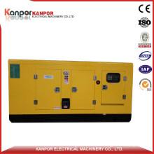 Electric Start 128kw 150kVA Deutz Diesel Generator