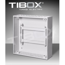 Boîte en métal MCB disjoncteur personnalisé