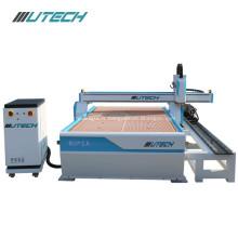 machine de routeur cnc atc pour meubles en aluminium PVC