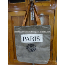 Paris Sticker Bag