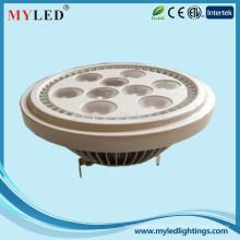 Multi-шарнир 20-120degree 13w холодный и теплый белый цвет 1000lm вело света ar111 gu10 gu5.3