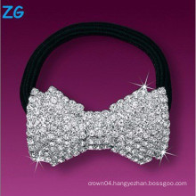 Elegant full crystal french hair band, fancy hair band for ladies, jewelry hair band