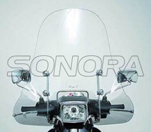 PIAGGIO VESPA S 150 Windshield TYPE 2