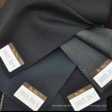 Super130 tailor made merino wool men's suiting fabric wholesale