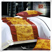 luxury hotel bed runner for sale