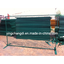 Welded Wire Temporary Fence (WWTF)