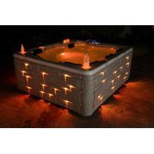 Шестиместный гидромассажный спа-центр с гидромассажем Luxury RelaxModel