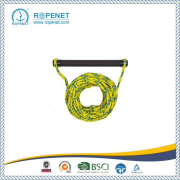Colorful PE Ski Rope Dengan UV Stabilizer