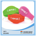Мягкий ремешок для наручных ремешков NFC Silicon RFID