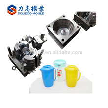 High quality custom plastic water jug mould blowing mold for colorful
