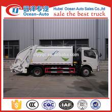 10CBM Dongfeng used garbage truck