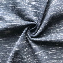 Hacci cotton yarn dyed garment fabric
