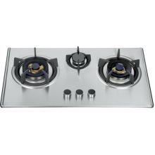 Table de cuisson à gaz trois brûleurs (SZ-LX-258)