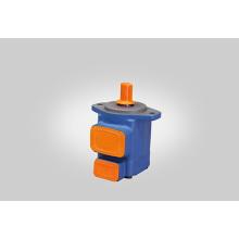 Pompe à vide rotative à palettes à deux étages