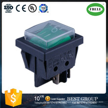 Home Appliance Miniature Rocker Switch