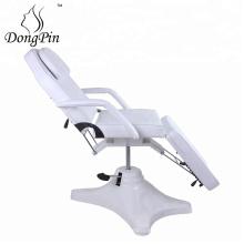 beauty salon equipment hydraulic treatment massage table