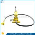 Leistung Mini Zylinder kleine hydraulische Handpumpe