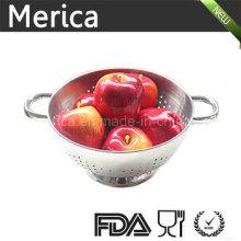 Stainless Steel Kitchenware Fruit Basket