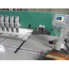 4 Nadeln flach Stickmaschine