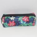 Fashionable Flower Pattern Neoprene Pencil Cases