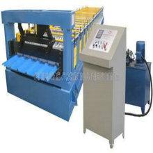 Máquinas formadoras de rollos en frío trapezoidales