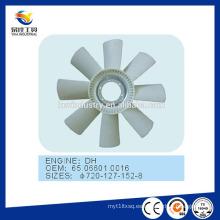 Sistema de refrigeración de alta calidad Auto Parts Engine Dh Fan Blade