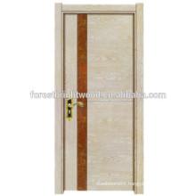 Elegant Flush Melamine Wooden Door