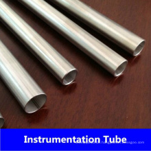 China ASTM A269 Edelstahl nahtlose Instrumental Tube / Pipe für Auto