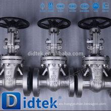 Didtek Buque y construcción api 6d válvula de compuerta