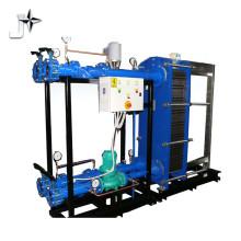 Intercambiador de calor de placas Swep Gx51 304 / 316L