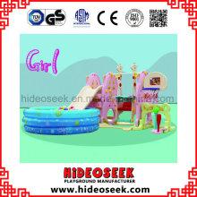 Kindertagesstätte Indoor Play Slide und Swing für Kleinkind