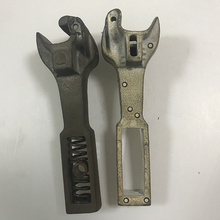 High precision customized steel precision forging parts