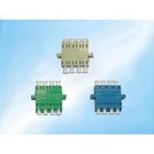 Multimode Simplex / Duplex LC Optischer Koppler Fiber Optic Adapter