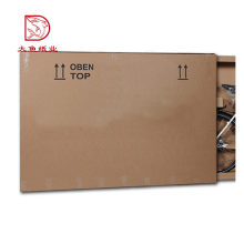 Factory OEM recyclable farm photo paper bicycle box