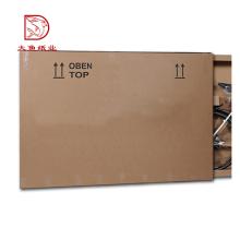Fábrica OEM reciclável fazenda foto papel bicicleta caixa
