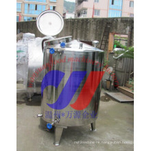 Single Layer Stainless Steel Mixing Tank