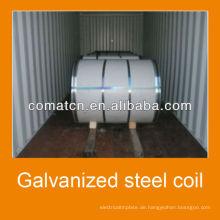 Spitzenqualität Aluzinc galvanisierte Stahlspule AZ100g/m2, Galvalume Stahl, China-Werk