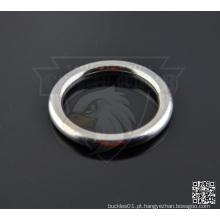 Metal Heavyduty anel redondo soldado 5 mm