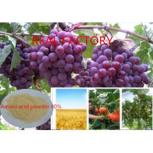 Zymolysis Polvo Aminoácido 80% para Fertilizantes Orgánicos