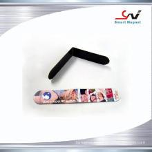 Papel de cobre no tóxico impresión-logotipo decoración pvc imán